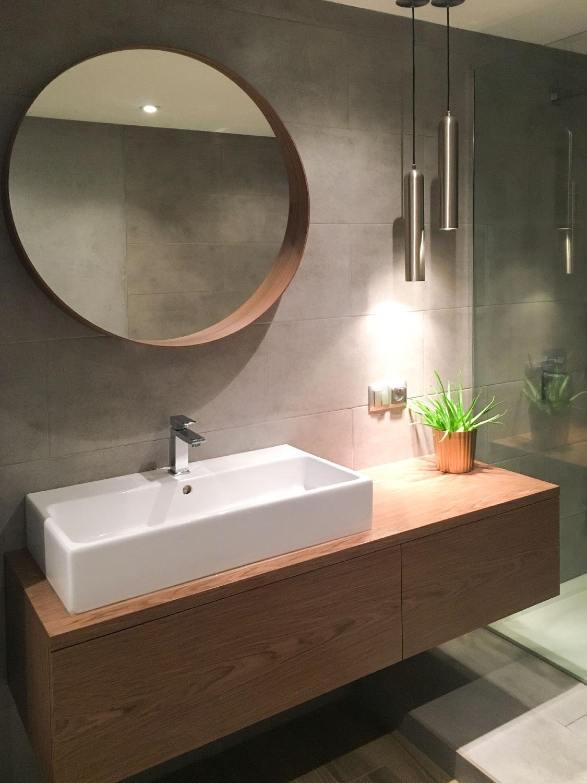 łazienka W Zabierzowie Pk Design